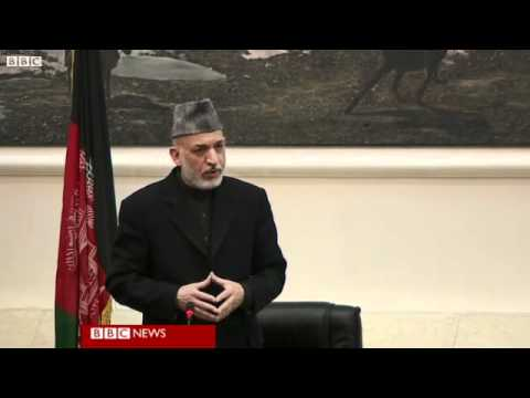 Afghanistan massacre: Karzai says US 'not co-operating'