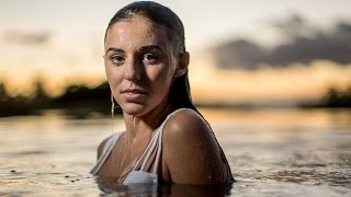 Canon 50mm w/ Metabones Adapter Swimsuit Shoot w/ Sony A7Rii and the Rotolight Neo by Jason Lanier