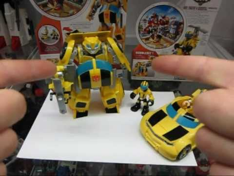 Rescue Bots Bumblebee Toy Rescue Bots Bumblebee And