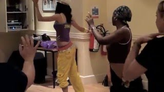 Sona Repkova Zumba Fitness Lessons London Uk