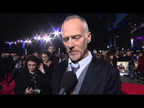 """Thor 2: The Dark World: Alan Taylor """"Director"""" World Premiere Movie Interview"""