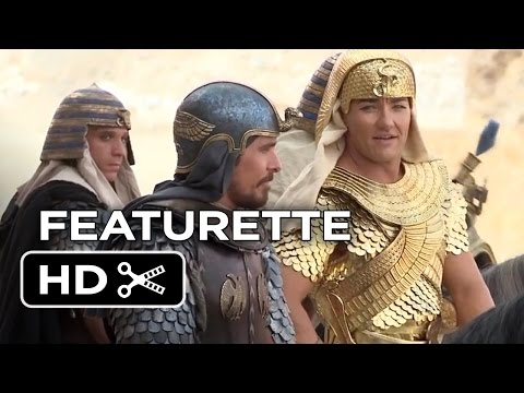 Exodus: Gods and Kings Featurette - Costume Design (2014) - Ridley Scott Movie HD