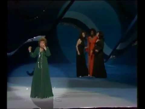 Eurovision 1975 - West Germany - Joy Fleming - Ein Lied kann eine Brücke sein