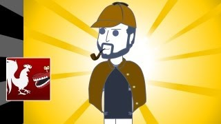 Drunk Detective Miles – Rooster Teeth Animated Adventures