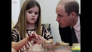 Prince William Opens Up About Princess Diana