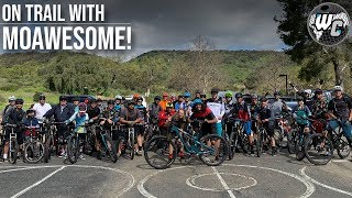 MTB Suspension & Skills Clinic with MoAwesome!