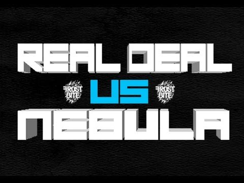 KOTD - Rap Battle - Real Deal vs Nebula