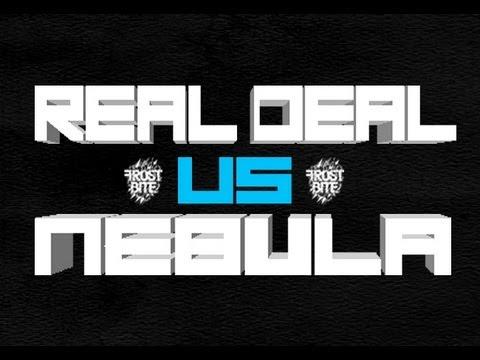 KOTD - Rap Battle - Real Deal vs Nebula