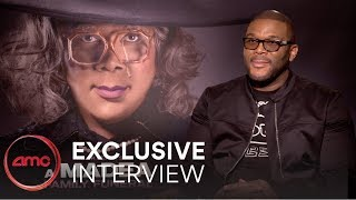 A MADEA FAMILY FUNERAL - Interview (Tyler Perry) | AMC Theatres (2019)