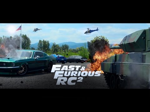 Fast & Furious RC 2 :  Race Wars / Car Chase LIVE TV