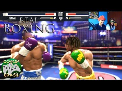 Real Boxing Multiplayer Local (PC) - O bug do amor