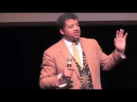 Dr. Neil deGrasse Tyson at Vanderbilt University