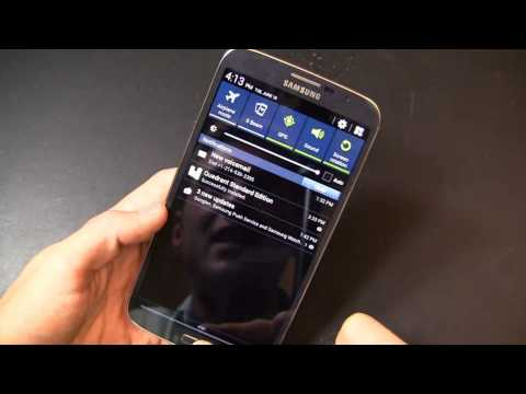 Samsung Galaxy Mega 6.3 Review Part 1