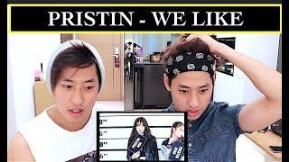 download lagu Pristin - We Like  Reaction 프리스틴 Nz Twins gratis