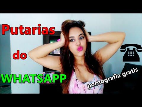 As putarias do whatsapp - #DeuAzar
