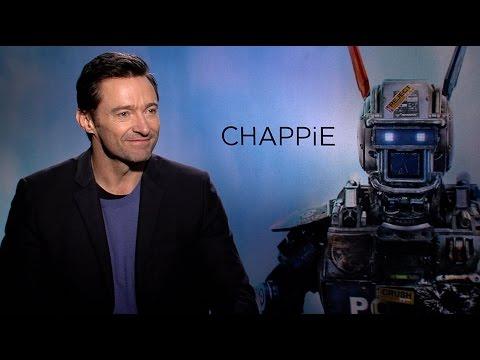 Hugh Jackman Talks 'Chappie', The Moose and 'X-Men: Apocalypse'