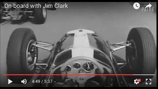 On-board with Jim Clark - Brands Hatch