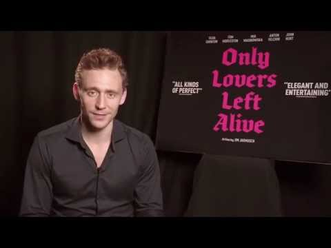 Tom Hiddleston introduction of the UK teaser of Only Lover Left Alive