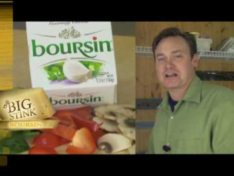 The Big Stink - Boursin Cheese