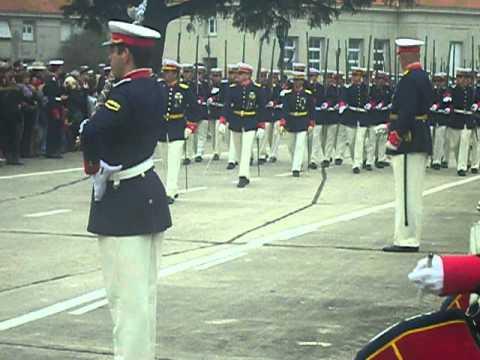 Desfile de entrega de sables CMN 2012