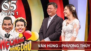 A father bursts into tear because of the love for his daughter-in-law|Van Hung-Phuong Thuy|MCND #65