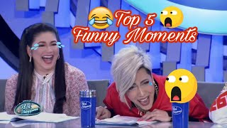 Idol Philippines Funny Moments - Funny Auditions in Idol Philippines
