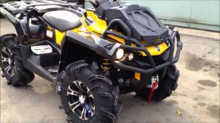2013 Can-Am X MR 1000 review