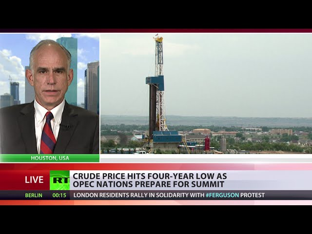 Fracking Fail? 'US shale oil production to decline in 2015'
