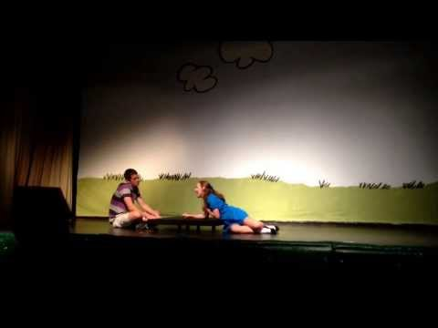"""Schroeder"", Your A Good Man Charlie Brown, 2013 Cresset Christian Academy"
