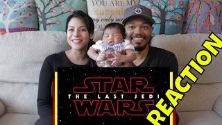 Star Wars: The Last Jedi Teaser Trailer (REACTION)
