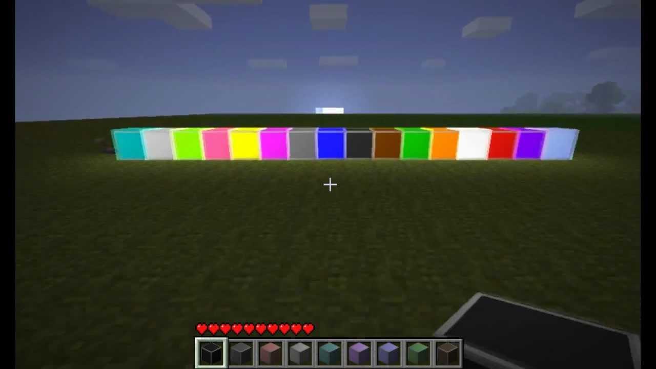Minecraft Mod Redpower Lighting YouTube