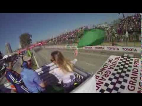 Green Flag - 2013 Long Beach - ALMS - Tequila Patron - ESPN - Racing - Sports Cars - GoPro