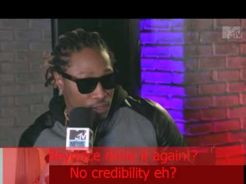 Future Tells The WHOLE Story About His Involvement in Crafting Beyoncé's 'Drunk In Love' [Video]