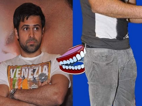 Watch Emraan Hashmi's fan BITES him on his BUTT