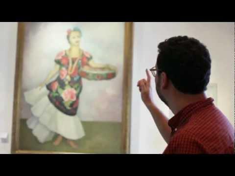 La mayor colección pública de obras de Diego Rivera y Frida Kahlo