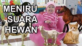 ANDI NISA - Meniru SUARA HEWAN / ANIMAL VOICES