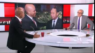 Michel Martelly interview with Tv 5 monde Internationales