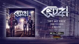"Cruzh - ""Set Me Free""の試聴音源を公開  新譜「Cruzh」日本盤 2016年8月24日発売予定から thm Music info Clip"