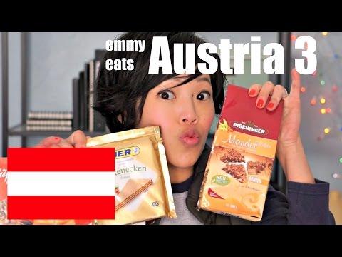 Emmy Eats Austria 3 - tasting more Austrian treats