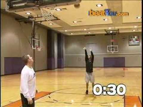 Steve Nash Can't Miss - Full Video on ibeatyou Video