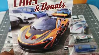 Hot Wheels Hunting - Cars and Donuts set completed!