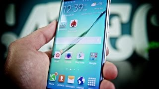 Samsung Galaxy S6 Edge Unboxing, First Impressions, and Mini Review