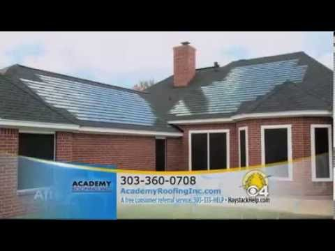 Academy Roofing DOW POWERHOUSE Solar Shingles