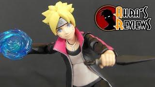S.H.Figuarts Boruto Naruto Next Gen Bandai Action Figure Review Recensione