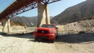 Tundra Rock Warrior Azusa Canyon 02:50