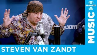 Steven Van Zandt On How To Make a Concert-Worthy Album