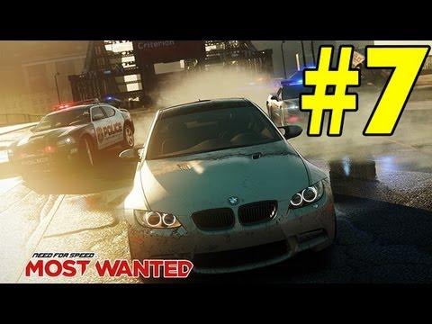 Need for Speed Most Wanted 2012 - Прохождение - Часть 7
