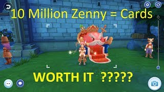 Using 10 Million Zenny to King Poring : Is it worth it ??? - Ragnarok Mobile