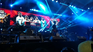 download lagu Last Goal Party - The One Live Manahan Rockinnoize gratis