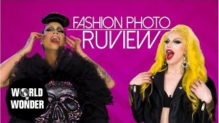FASHION PHOTO RUVIEW: Drag Race Season 11 Episode 5 with Raja and Aquaria!